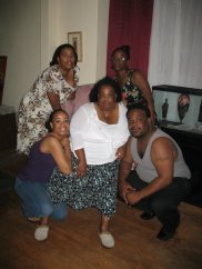 My Mother & Siblings